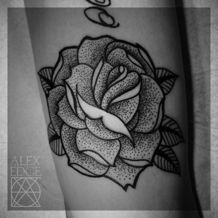 alex edge tattoos, alex edge, Mandala tattoo, dotwork tattoo, dotwork , Alex Edge, alexedgetattoos, dotwork rose, stippling, rose tattoo